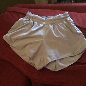 Lululemon Tall Shorts